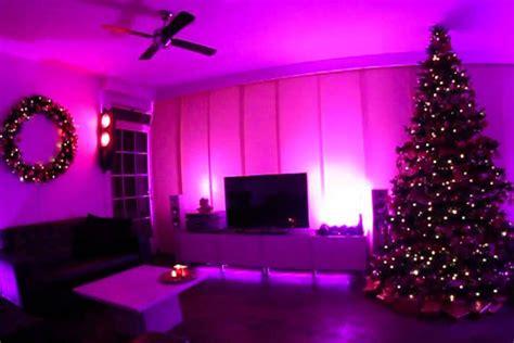 6 amazing christmas lights using philips hue hue home
