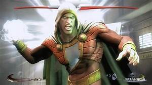Injustice - Gods Among Us - New 52 Shazam Super Attack ...