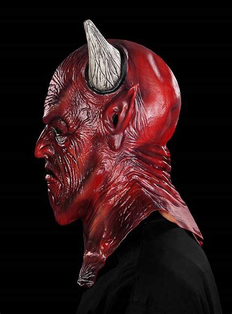 satan mask maskworldcom