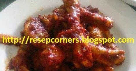 Silakan klik resep enak banget ceker ayam pedas. Resep Balado Ceker Ayam Enak