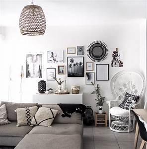 Attrape Reve Maison Du Monde : d co envie de changements mon nouveau mur de cadres june sixty five blog mode ~ Teatrodelosmanantiales.com Idées de Décoration