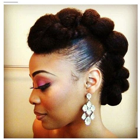 12 best hairstyles for natural hair images on pinterest