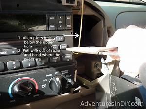 Ford E 150 Factory Radio Wiring Diagram