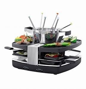 Raclette Fondue Set : gastroback design raclette fondue set ~ Michelbontemps.com Haus und Dekorationen