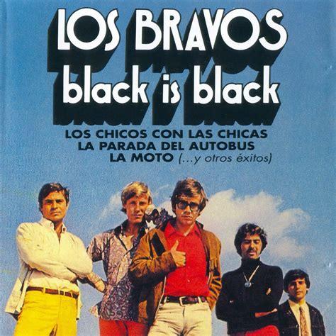 Reliquias: Los Bravos - Black is black