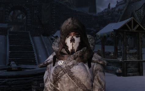 Ghosts Edition Retexture At Skyrim