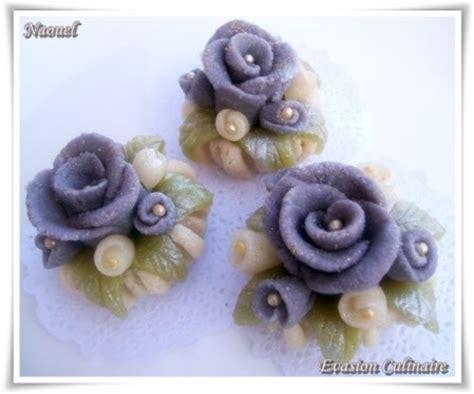 fleurs en bouquet 224 la p 226 te d amande sans cuisson