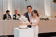 Kim Dao and Eric tie the knot in a spectacular Harry ...