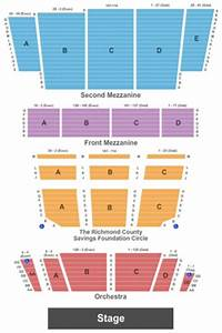 St George Seating Chart St George Theatre Tickets In Staten Island New York St