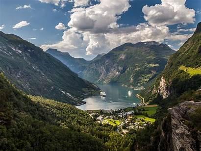Travel Scenes Norway Sights Wallpapers