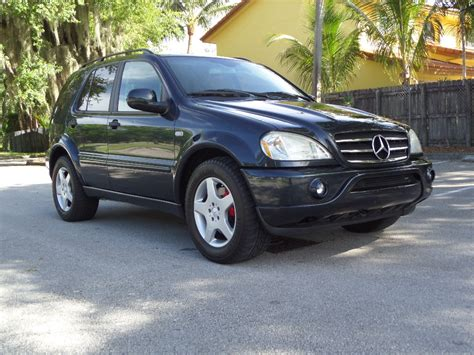 Mercedes Ml55 by 2001 Mercedes Ml55 Amg German Cars For Sale