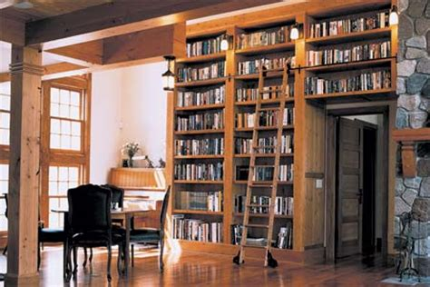 Built In Bookcases by Bookcase Basics This House
