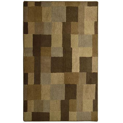 home depot rug lanart rug cocoa highlands 9 ft x 12 ft area rug the