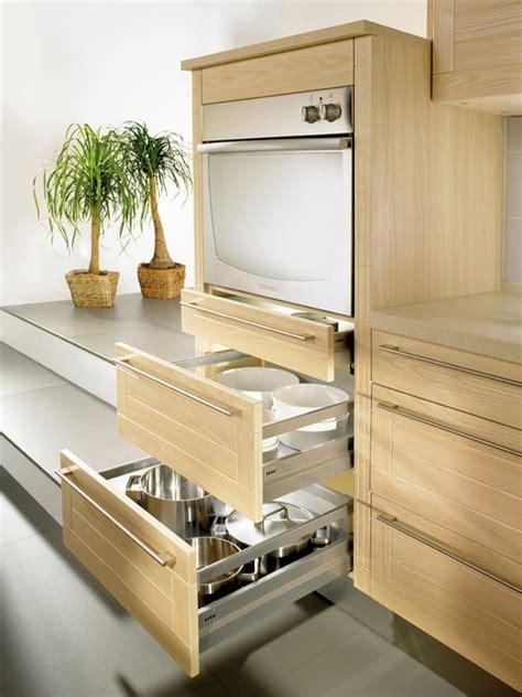 Self Closing Oven Drawers  Modern  Kitchen  Toronto