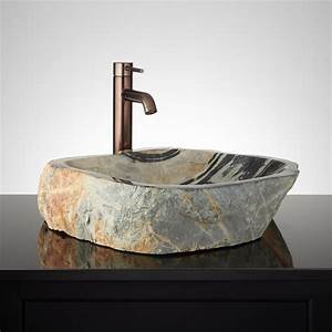 Natural, Stone, Sink