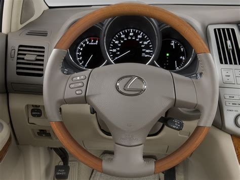image  lexus rx  fwd  door steering wheel size