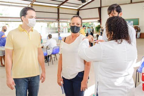 Covid: Vitória já aplicou mais de 100 mil doses da vacina ...
