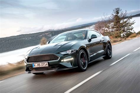 Ford Mustang Bullitt 2018 Review
