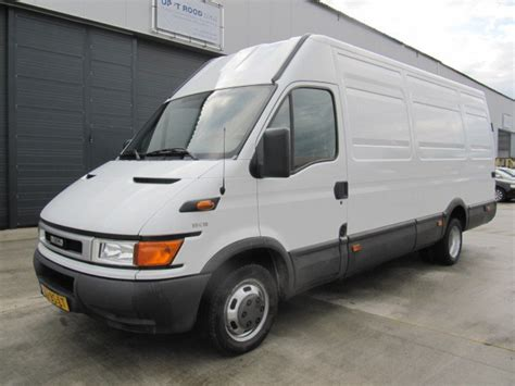 Iveco Daily 35c13 (2.3 Hpi) Maxi Closed Box Van From