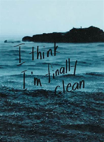 Clean Swift Taylor Quotes Rain Quote Ocean