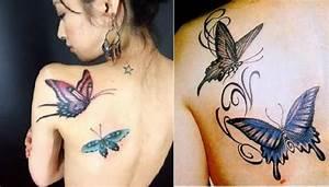 Tatouage Papillon Signification : tatouage papillon signification mieux utiliser son argent ~ Melissatoandfro.com Idées de Décoration