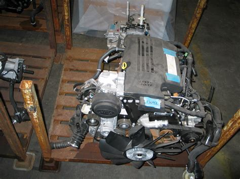 land rover  tdci ford diesel engine
