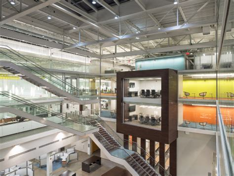 inmar corporate headquarters  west stem architects