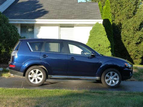 Mitsubishi Outlander 2011 Review by Review 2011 Mitsubishi Outlander Gt The About Cars