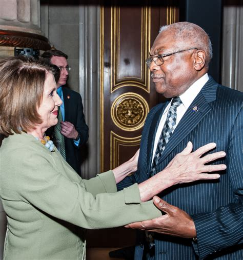 jim clyburn wont challenge nancy pelosi  speaker