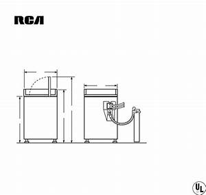Rca Washer Ywsr4100vww User Guide