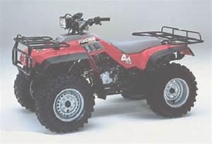 Honda Fourtrax 350 Foreman 350d Trx350 Trx350d Trx Manual