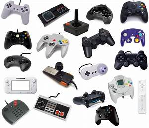 Click the Video Game Controllers Quiz