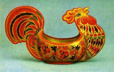 hohloma russian art khokhloma russian folk art
