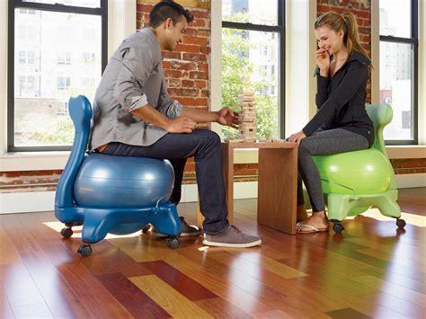amazon com gaiam balance ball chair classic yoga ball