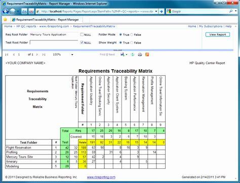 traceability matrix template 6 requirements traceability matrix template excel exceltemplates exceltemplates