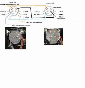 Power Lock Wiring - Corvetteforum