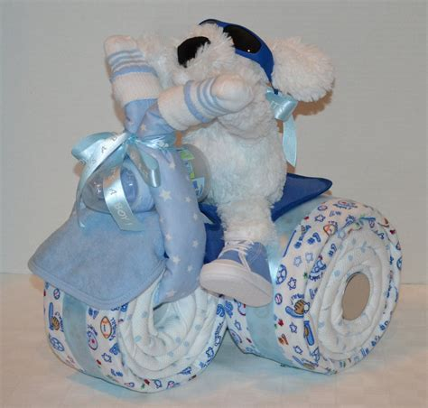boy baby shower gift ideas tricycle trike cake baby shower gift sports theme