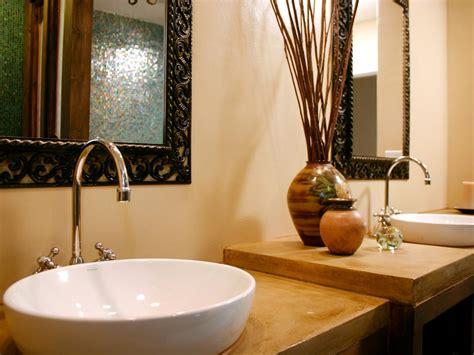 Bathroom Sink Vessel by Vessel Sink Bathroom Faucets Hgtv