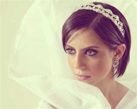 Wedding For Short Hair : 25 Short Wedding Hairstyles