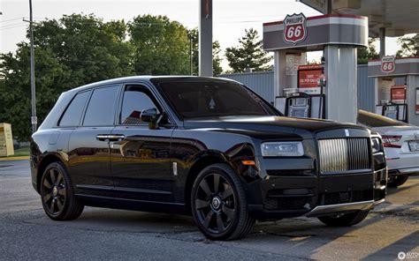 Hacer un vehículo de lujo, que sea capaz de llegar donde llega el nuevo cullinan y. Rolls-Royce Cullinan - 25 augustus 2019 - Autogespot