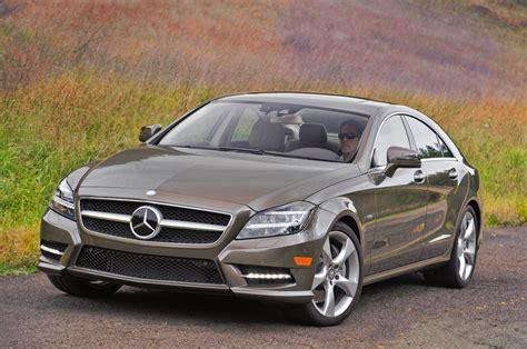 mercedes benz cls class reviews  rating motor trend