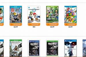 Redbox Online Rental Service To Begin Offering Wii U PS4