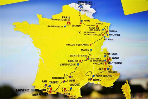 A work in progress for 2021 tour de france live and delayed coverage. Radsport: Fünf Bergetappen bei Tour de France 2019 - sport ...