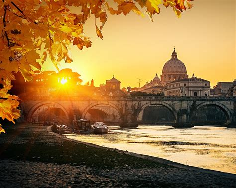 Rome And The Most 6 Beautiful Sunsets