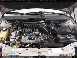 2003 Ford Taurus Se Wagon 3 0 Liter Ohv 12