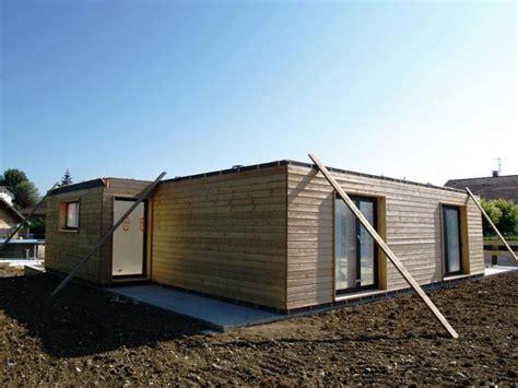 constructeur maison bois ile de maison moderne