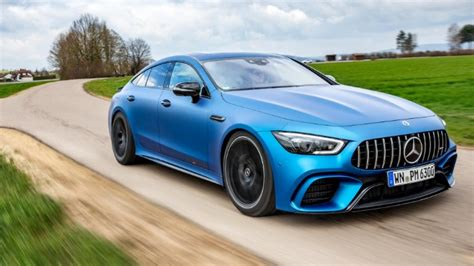 If you've ever heard of the one car, you might be a car nerd. Performmaster Launches Limited Edition Mercedes-AMG GT 63 S 4-door Coupe