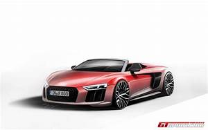 2017 Audi R8 Spyder Dynamite Red 1 Of 50 | 2017 - 2018 ...