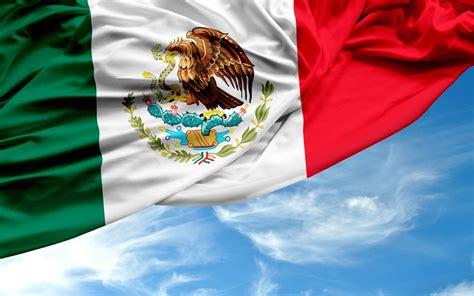 La bandera de México para niños   México Desconocido