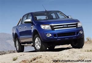 Ford Ranger T6 2011